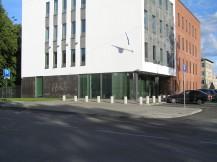 Jõgeva Kohtu-ja Politseihoone, Merko Ehitus AS