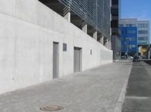 Pärnu mnt.158 büroohoone ja parkimismaja